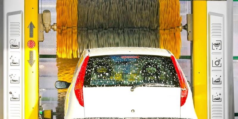 Modern carwash