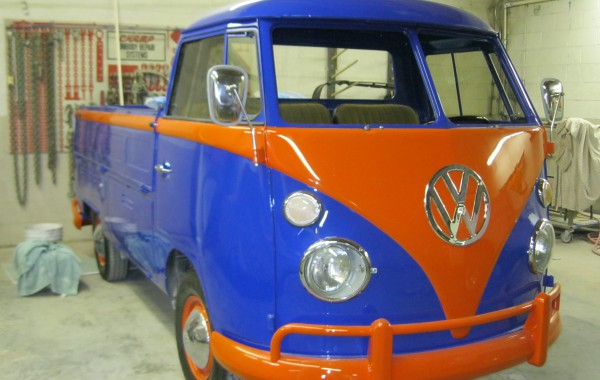 Custom 1964 VW Truck Restoration